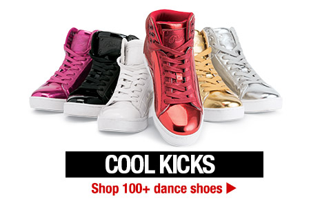 Dance Shoes for Teams