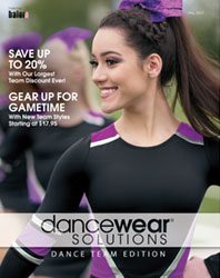 Dance Team Edition Catalog