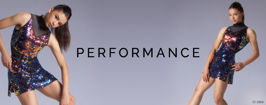 Performance Wear and Costumes - Shop Gathered Power Mesh Leotard