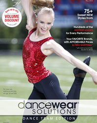 Dancewear Solutions Coupon Promo Codes March 2019