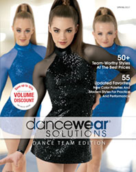 Email amp Catalog Subscriptions  Dancewear Solutions